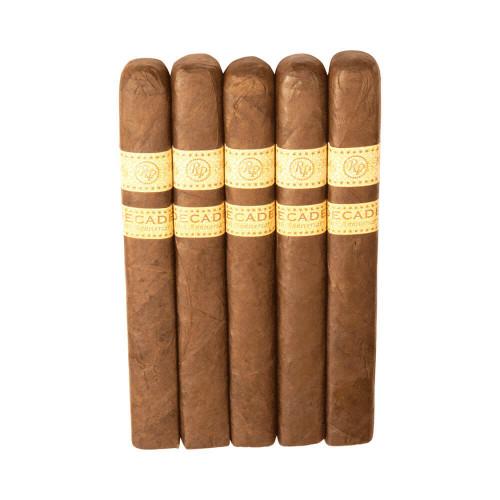 Rocky Patel Decade Toro Cigars - 6.5 x 52 (Pack of 5)