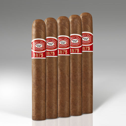 Romeo y Julieta 1875 Gran Toro Cigars - 6 x 54 (Pack of 5)