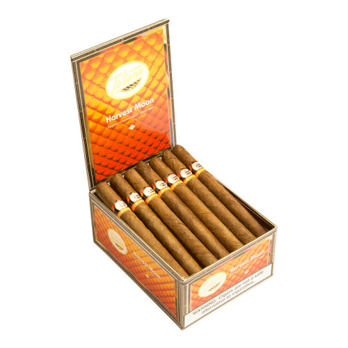 Tatiana Classic Harvest Moon Cigars - 6 x 44 (Box of 25)