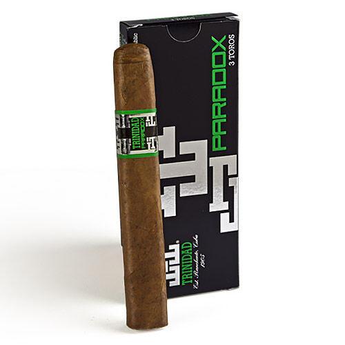 TTT Trinidad Paradox Robusto Cigars - 5 x 50 (Pack of 3)