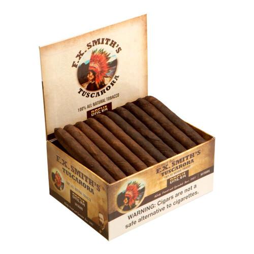 Tuscarora Breva Maduro Cigars - 5.5 x 48 (Box of 50)