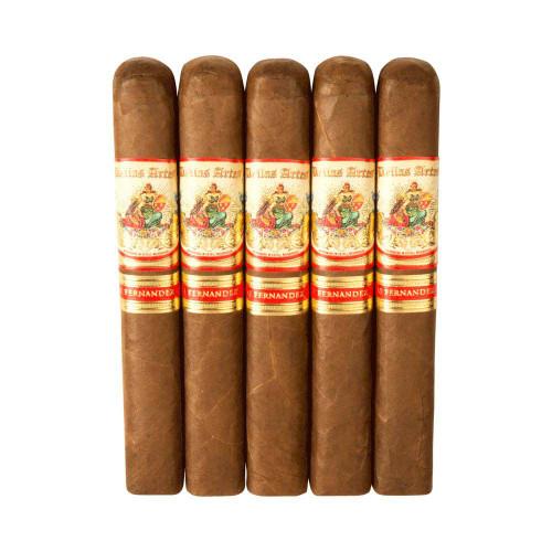Bellas Artes by AJ Fernandez Toro Cigars - 6.0 x 54 (Pack of 5)