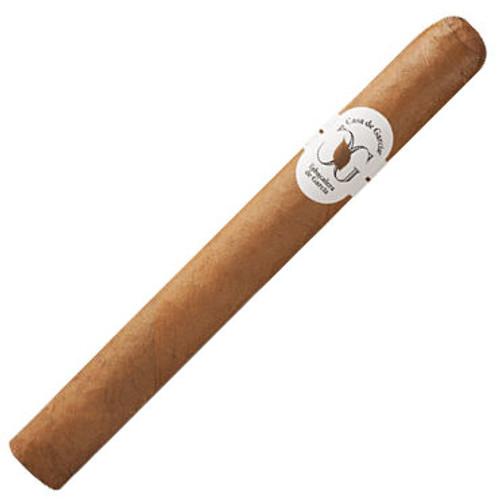 Casa de Garcia Connecticut Churchill Fresh Loc 5-Pack Cigars - 6.5 x 50 (Pack of 5)