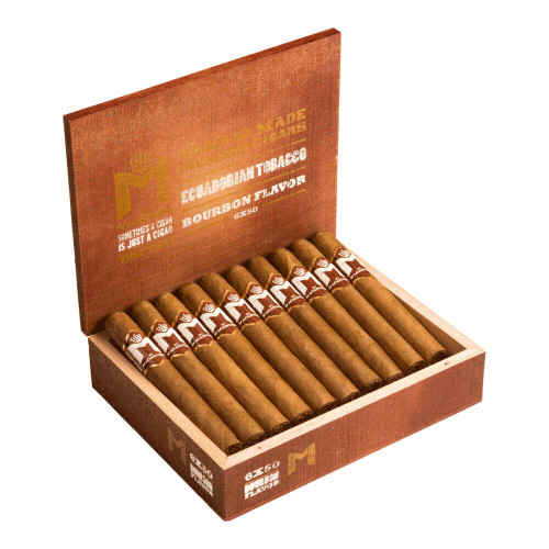 M Bourbon by Macanudo Toro Cigars - 6.0 x 50 (Box of 20)