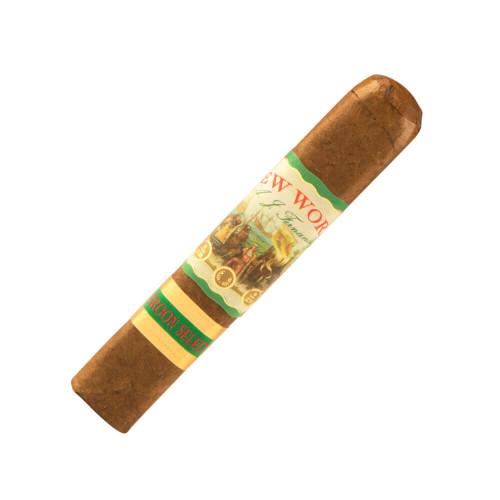 New World Cameroon by AJ Fernandez Short Robusto Cigars - 4.0 x 48 (Box of 20)