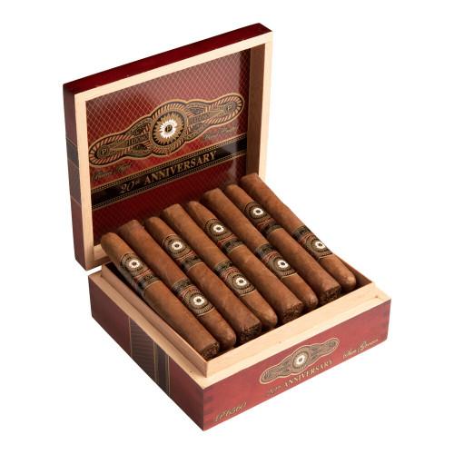 Perdomo 20th Anniversary Sungrown Pyramid Cigars - 6.5 x 60 (Box of 24)