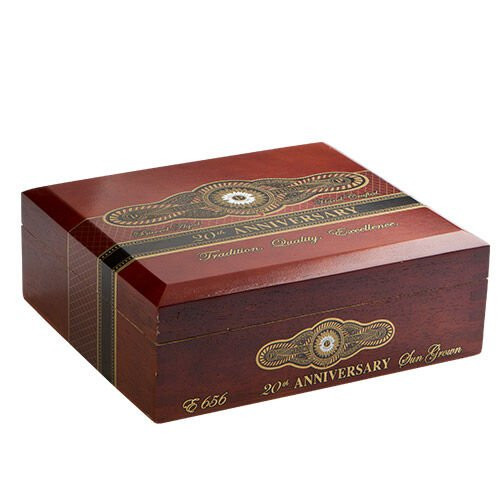 Perdomo 20th Anniversary Sungrown Torpedo Cigars - 6.5 x 54 (Box of 24)