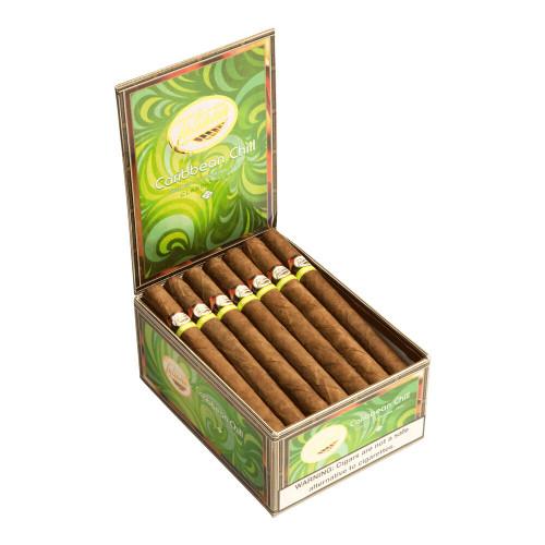 Tatiana Classic Caribbean Chill Cigars - 6.0 x 44 (Box of 25)