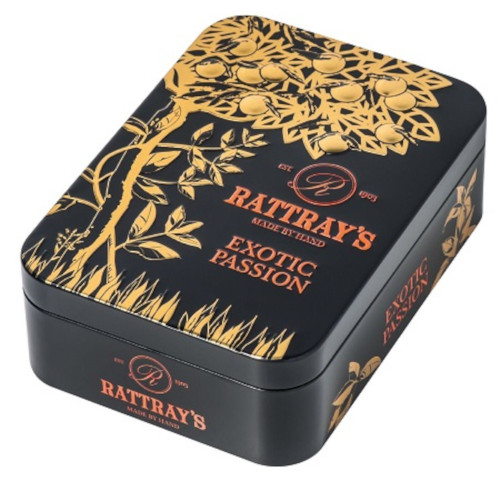 Rattray's Exotic Passion Pipe Tobacco | 3.5 OZ TIN