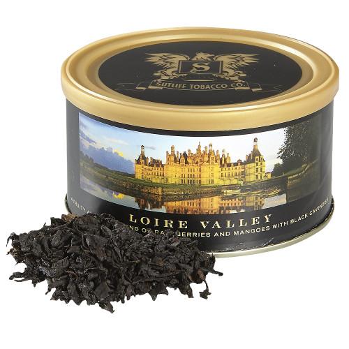 Sutliff Private Stock Loire Valley Pipe Tobacco | 1.5 OZ TIN