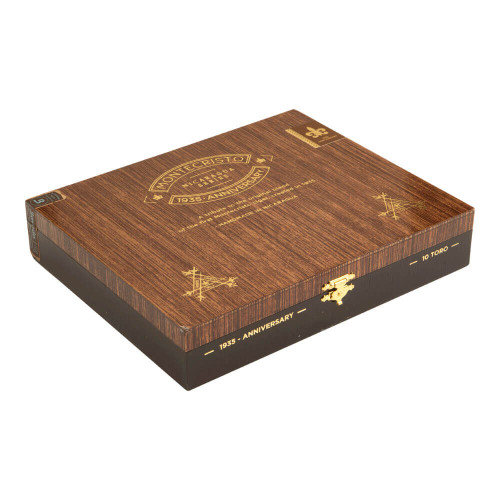 Montecristo 1935 Anniversary Nicaragua Toro Cigars - 6.0 x 54 (Box of 10)