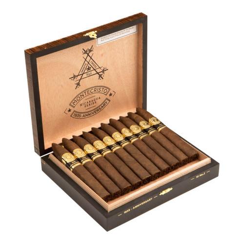 Montecristo 1935 Anniversary Nicaragua No. 2  Cigars - 6.14 x 52 (Box of 10)