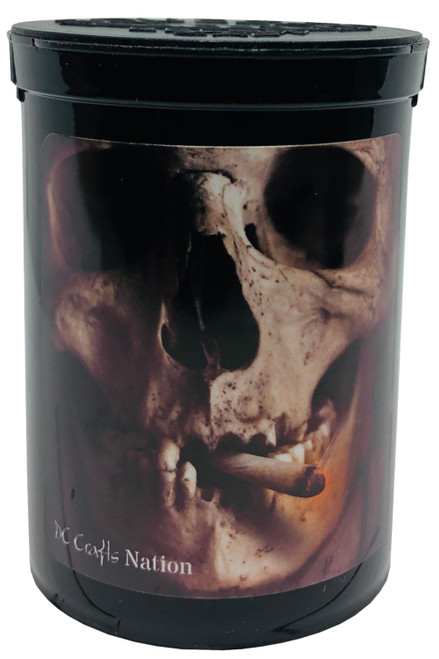 Smoking Skull Fresh Kettle Child Resistant Container