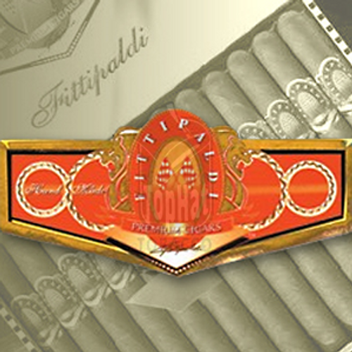 Fittipaldi Gold Churchill Maduro - 7 x 48 (Box of 25)