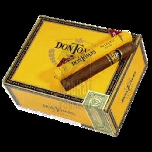 Don Tomas Clasico Allegro Tube Cigars - 5 1/2 x 50 (Box of 20)