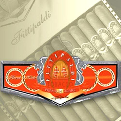 Fittipaldi Silver Toro Maduro Cigars - 6 x 50 (Box of 25)