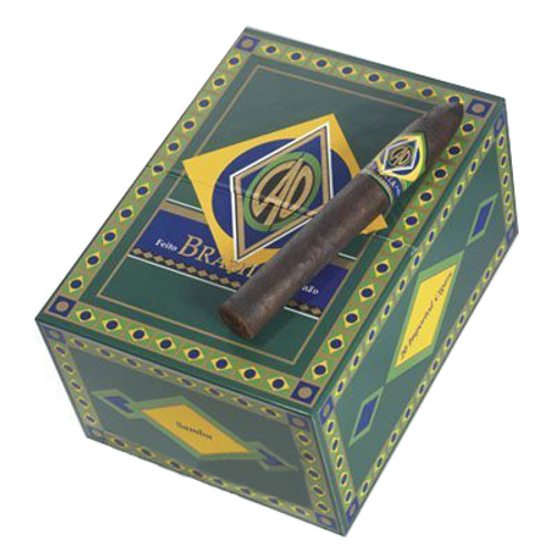 CAO Brazilia Samba Cigars - 6 1/4 x 54 (Box of 20)