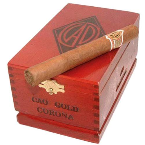 CAO Gold Corona Cigars - 5 1/2 x 42 (Box of 20)