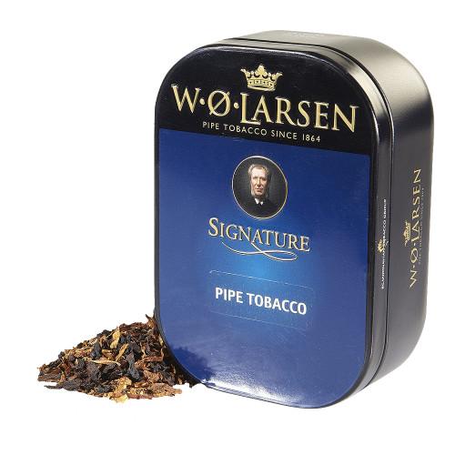 W.O. Larsen Signature Pipe Tobacco | 3.5 OZ TIN