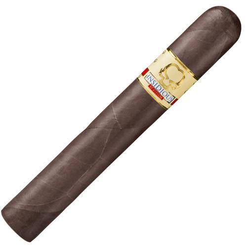 Asylum Insidious 64 X 7 Maduro Cigars - 7 x 64 (Box of 25)