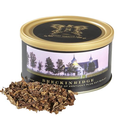 Sutliff Private Stock Breckinridge Pipe Tobacco   1.5 OZ TIN