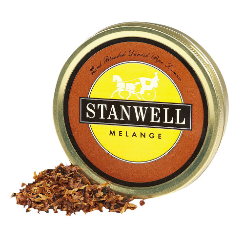 Stanwell Melange Pipe Tobacco   1.75 OZ TIN