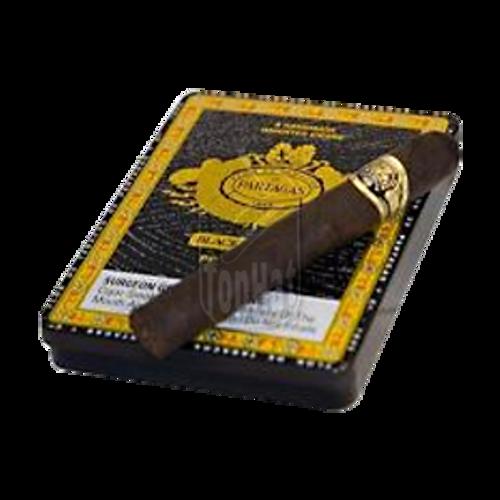 Partagas Black Label Prontos Cigars - 4 1/8  x 36 (5 Tins of 6)