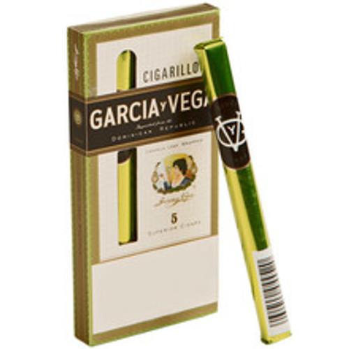Garcia Y Vega Cigarillo Cigars (10 Packs Of 5) - Candela