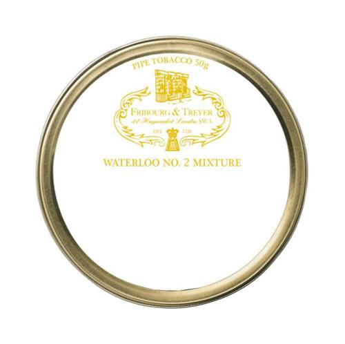 Fribourg & Treyer Waterloo No.2 Pipe Tobacco   1.75 OZ TIN