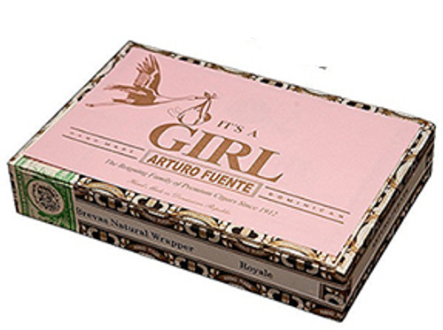 Arturo Fuente Breva It's A Girl Cigars - 5 1/2 x 42 (Box of 25)