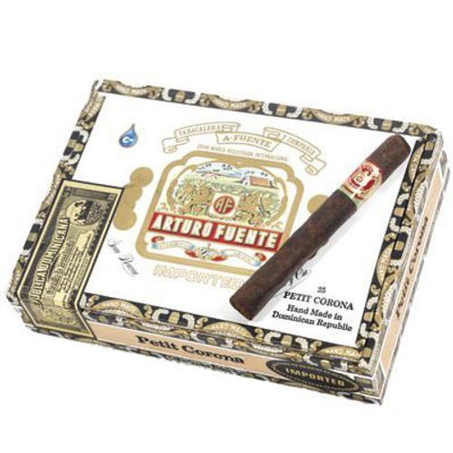 Arturo Fuente Petit Corona Maduro Cigars - 5 X 38 (Box of 25 )