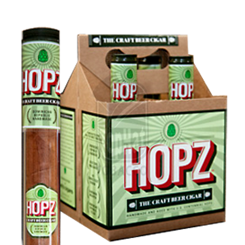Hopz-The Craft Beer Cigars - 6 x 50 (Box of 25)