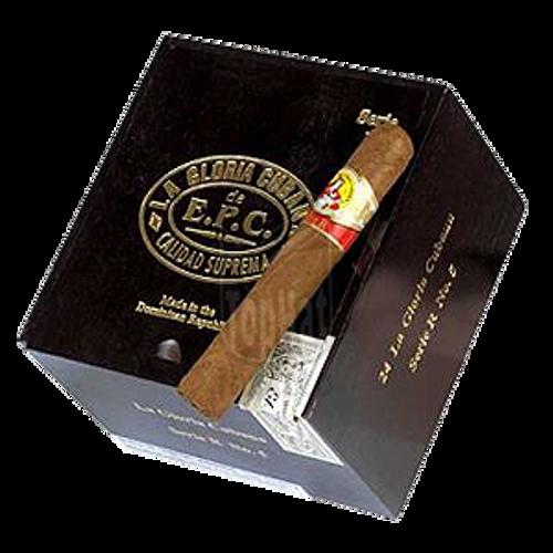 La Gloria Cubana Serie R No. 5 Cigars - 5 1/2 x 54 (Box of 24)