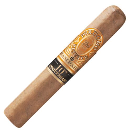 Perdomo Reserve 10th Anniversary Robusto Cigars - 5 x 54 (Box of 25)