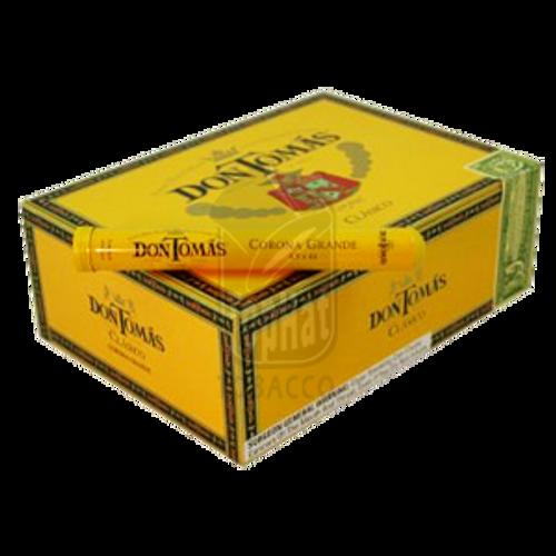 Don Tomas Clasico Corona Grande Tubo Cigars - 6 1/2 x 44 (Box of 25)