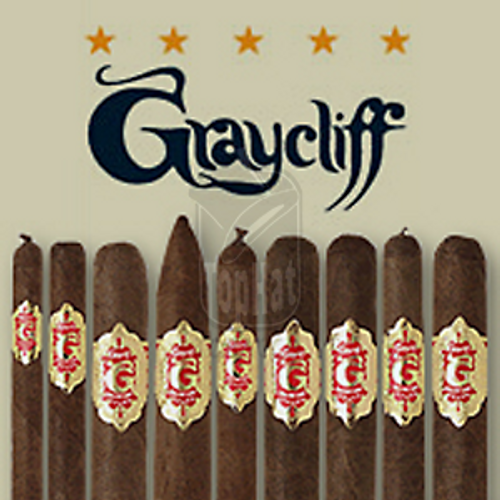Graycliff Red Gran Dame Cigars - 5 x 35 (Box of 24)
