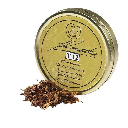 Chonowitsch T 12 Pipe Tobacco | 1.75 OZ TIN