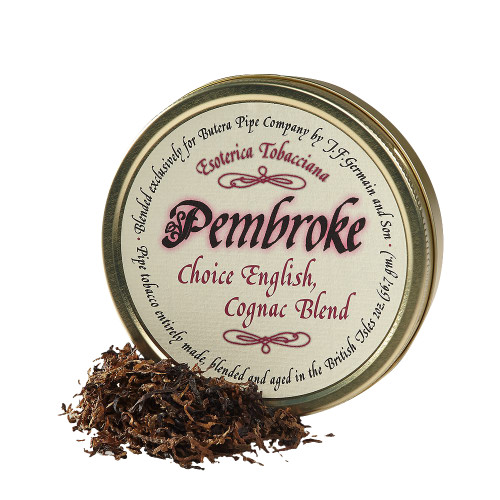 Esoterica Pembroke Pipe Tobacco | 2 OZ TIN
