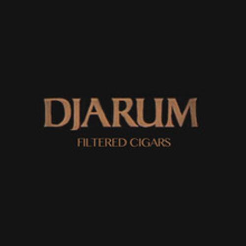 Djarum Filtered Ruby Black Cherry Cigars (10 Packs of 12) - Maduro