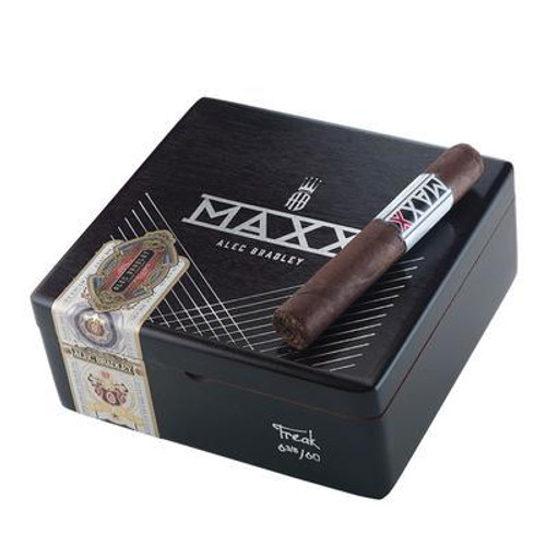 Alec Bradley MAXX Freak Cigars - 6.37 x 60 (Box of 20)