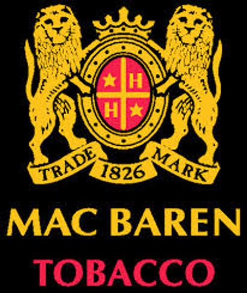 Mac Baren Vanilla Cream Flake Pipe Tobacco   1.75 OZ TIN