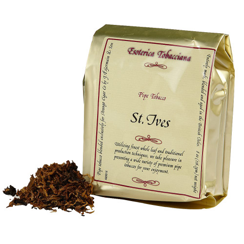 Esoterica St. Ives Pipe Tobacco | 8 OZ BAG