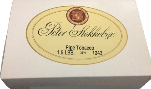 Peter Stokkebye PS-403 Luxury Bullseye Flake Cut Bulk Pipe Tobacco 1.5 lb