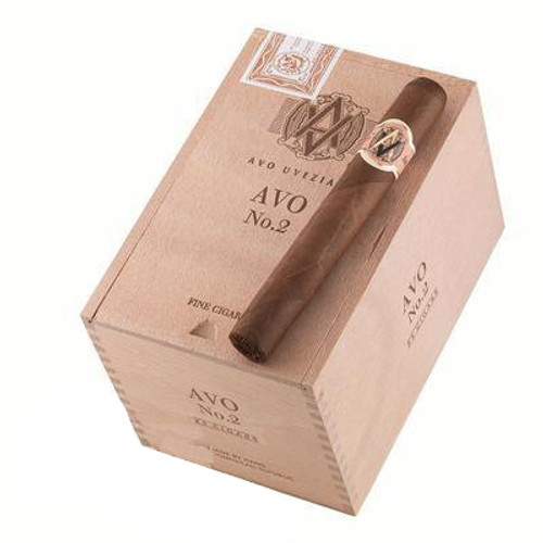 AVO Classic No. 2 Cigars - 6 X 50 (Box of 20)