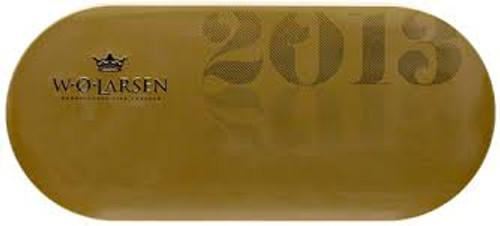 W.O. Larsen 2013 Edition Pipe Tobacco   3.5 OZ TIN