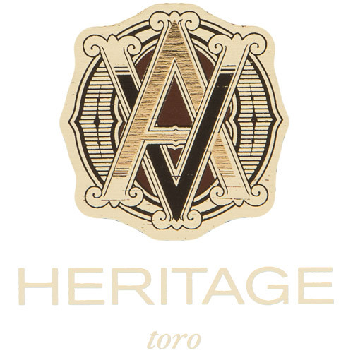AVO Heritage Robusto Cigars - 4.88 x 50 (Pack of 5)