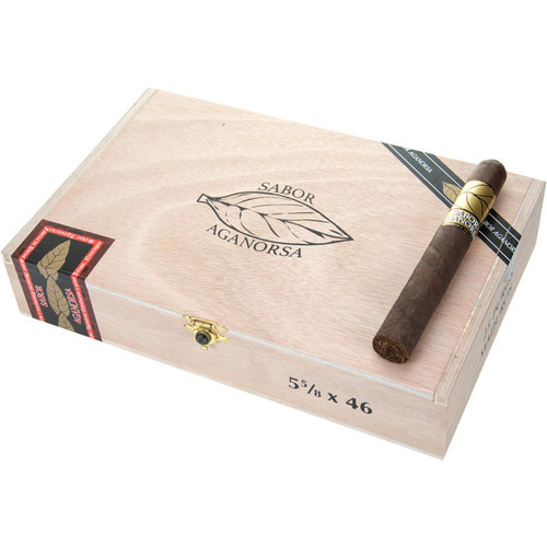 Casa Fernandez Sabor Aganorsa Corona Gorda Maduro Cigars