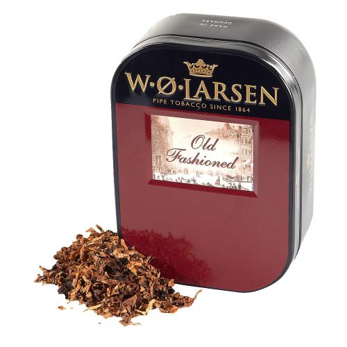 W.O. Larsen Old Fashioned Pipe Tobacco   3.5 OZ TIN