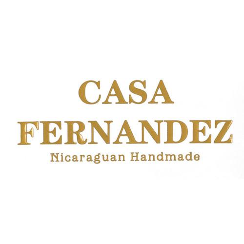 Crafted by JR Casa Fernandez Robusto Cigars - 5 x 48 (Bundle of 10)