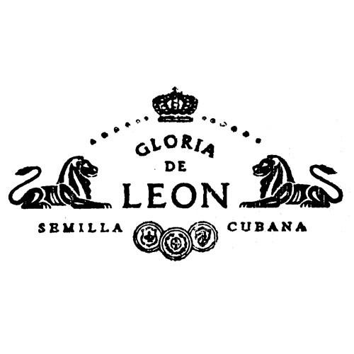 Curivari Gloria de Leon Gran Domino Poderosos Cigars - 6 x 48 (Box of 10)